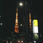 久しぶりにみた東京タワーはやはり東京タワーだった