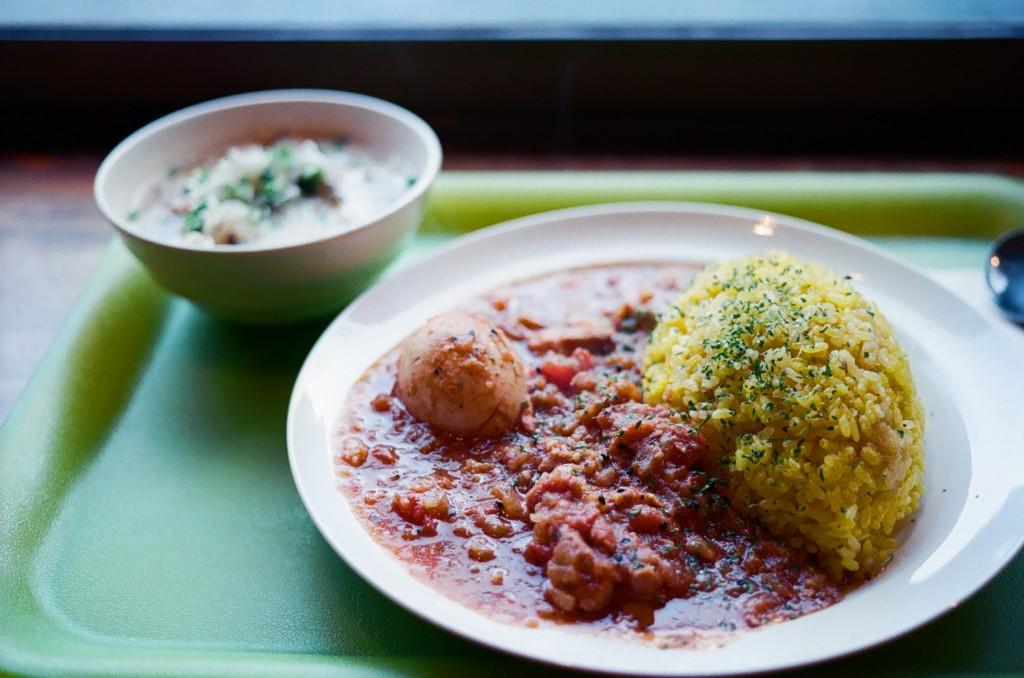 奥多摩 蕎麦太郎カフェのドロワット