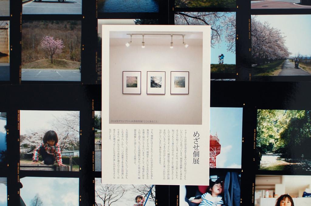 めざせ個展2015@ナダール東京
