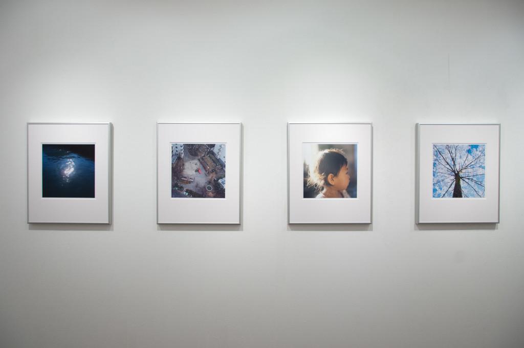 神田さやか写真展「あかねさす」四つ切り額装1