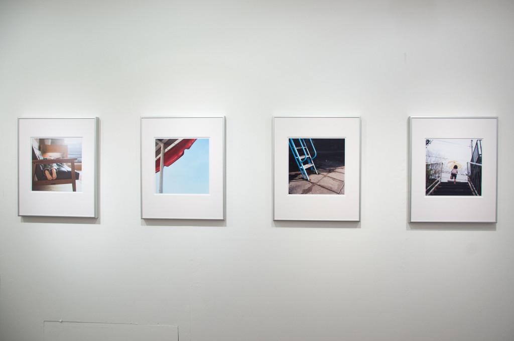 神田さやか写真展「あかねさす」四つ切り額装2
