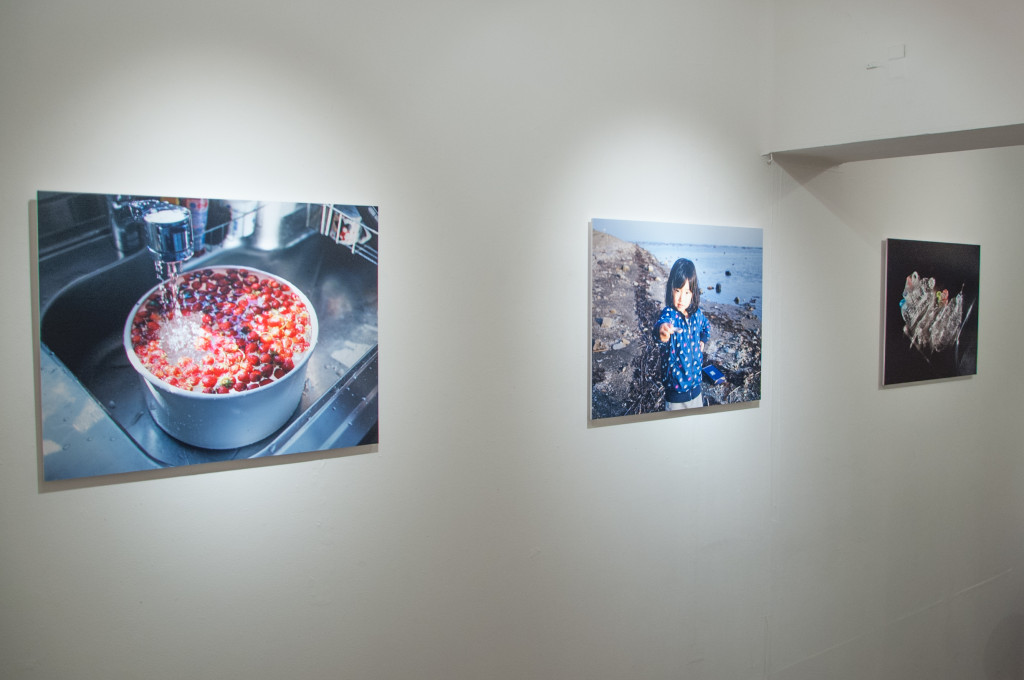 神田さやか写真展「あかねさす」全紙写真3枚